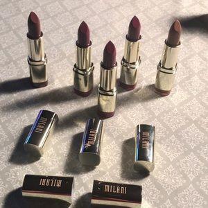 Milani lipstick uptown mauve 20